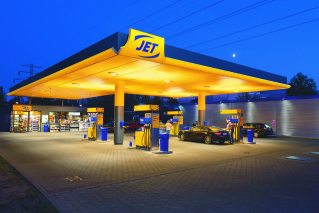 Jet Tankstelle Dornstadt